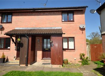 Thumbnail 2 bed end terrace house to rent in Alderfield Close, Theale, Reading