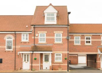 Thumbnail 3 bed town house to rent in Sanders Way, Dinnington, Sheffield