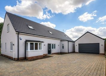 Thumbnail 4 bed detached house to rent in Station Road, Woburn Sands, Milton Keynes