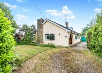 Thumbnail 4 bed detached bungalow for sale in Middle Lane, Cherhill, Calne