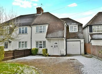Thumbnail 4 bed semi-detached house for sale in Longstone Road, Iver Heath, Buckinghamshire