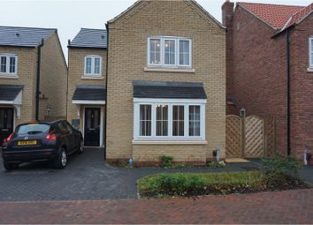 Thumbnail 3 bed detached house to rent in Grasmere Drive, Lincoln