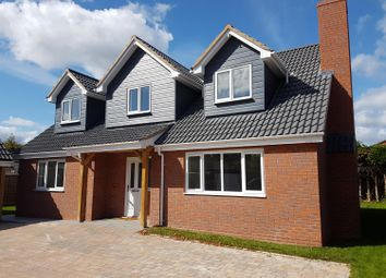 Thumbnail 4 bedroom detached house for sale in Kings Acre Road, Hereford