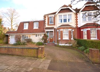 Thumbnail 5 bed semi-detached house for sale in Stanhope Avenue, Finchley, London