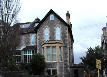 Thumbnail 2 bed flat to rent in Bristol Road Lower, Weston-Super-Mare, North Somerset