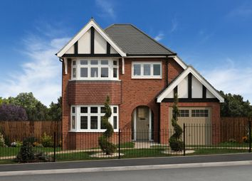 Thumbnail 3 bed detached house for sale in Off Mosley Common Road, Manchester, Greater Manchester