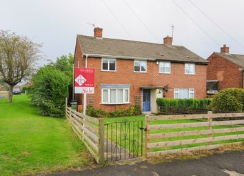 3 bed semi-detached house for sale in Churchside, Calow, Chesterfield S44