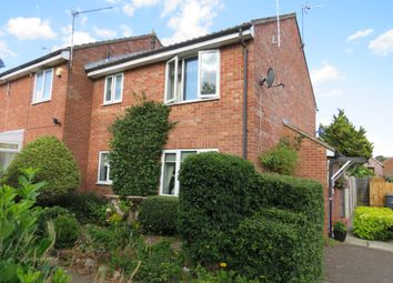 Thumbnail 1 bed end terrace house for sale in Eckersley Drive, Fakenham