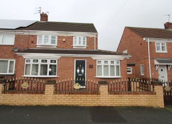 Thumbnail 3 bed semi-detached house for sale in Rochdale Road, Redhouse, Sunderland