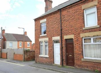 Thumbnail 2 bed end terrace house to rent in Fox Road, Whitwell, Worksop