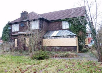 Thumbnail Commercial property for sale in Errwood Road, Burnage, Manchester
