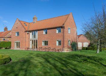 Thumbnail 5 bedroom detached house for sale in Dodma Road, Weasenham, King's Lynn