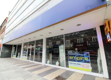 Retail premises to let in Green Lanes, Palmers Green, London N13
