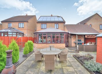 Thumbnail 4 bedroom link-detached house for sale in Shuttleworth Grove, Wavendon Gate, Milton Keynes