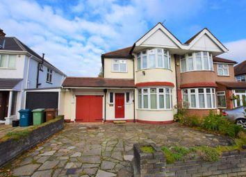 3 bed semi-detached house for sale in Parkside Way, North Harrow, Harrow HA2