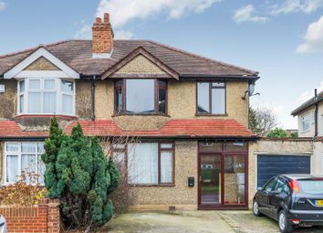 Thumbnail 3 bed semi-detached house for sale in Butter Hill, Wallington