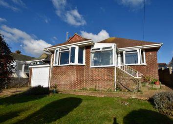 Thumbnail 2 bed detached bungalow for sale in Bevendean Avenue, Saltdean