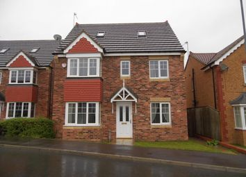 Thumbnail 5 bed detached house for sale in St. Aidans Drive, Bishop Auckland