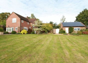Thumbnail 3 bed detached house for sale in Acton, Newcastle-Under-Lyme