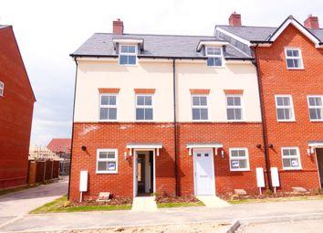 Thumbnail 4 bed terraced house to rent in Ellis Road, Broadbridge Heath, Horsham