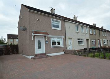 Thumbnail 2 bed end terrace house for sale in Caledonian Avenue, Bellshill