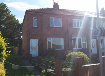 Thumbnail 3 bed end terrace house to rent in Brookville, Driffield