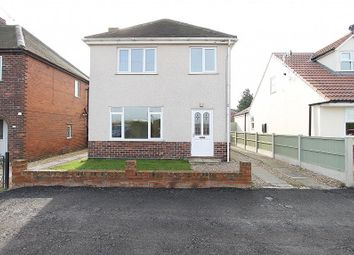 Thumbnail 3 bed detached house for sale in 344 Williamthorpe Road, North Wingfield, Chesterfield, Derbyshire