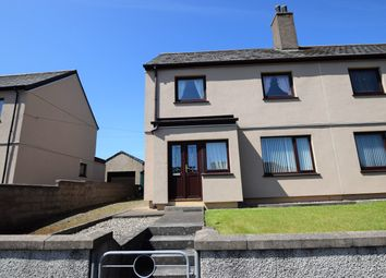Thumbnail 3 bed semi-detached house for sale in 4 Seaforth Avenue, Wick