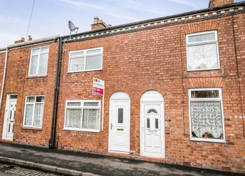 Thumbnail 2 bed terraced house for sale in John Street, Winsford
