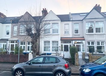 Thumbnail 3 bed terraced house for sale in Oxford Avenue, Wimbledon Chase, London
