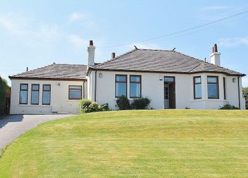 Thumbnail 3 bed bungalow for sale in Braidview, Leswalt High Road, Stranraer
