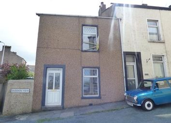 Thumbnail 2 bed end terrace house for sale in Duddon View, Askam-In-Furness, Cumbria