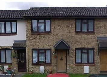 Thumbnail 2 bed terraced house to rent in Huxley Close, Uxbridge, London