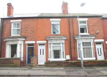 Thumbnail 2 bedroom semi-detached house for sale in Clarence Road, Worksop