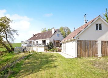 Thumbnail 5 bed detached house for sale in Huntshaw, Torrington