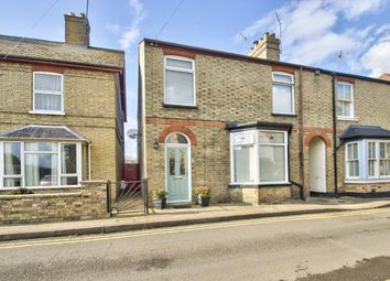 Thumbnail 3 bed semi-detached house for sale in Temple Close, Huntingdon, Cambs