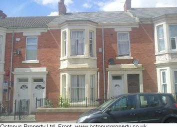Thumbnail 2 bed flat to rent in Farndale Road, Newcastle Upon Tyne