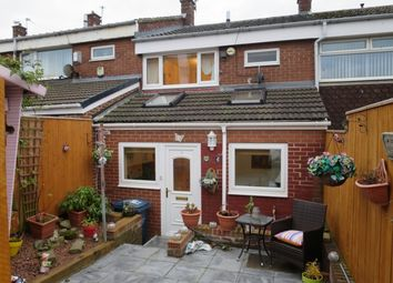 Thumbnail 2 bed terraced house for sale in Hedley Close, South Shields