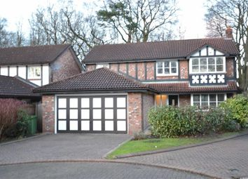 Thumbnail 4 bedroom detached house to rent in Woodside Lane, Poynton, Cheshire
