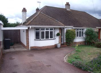 Thumbnail 2 bed bungalow to rent in Greentrees Avenue, Tonbridge