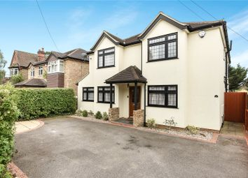 Thumbnail 5 bed detached house for sale in Oak Avenue, Ickenham, Uxbridge, Middlesex
