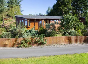 Thumbnail 2 bed bungalow for sale in Tarragon Lodge, Glendevon Country Park, Auchterarder