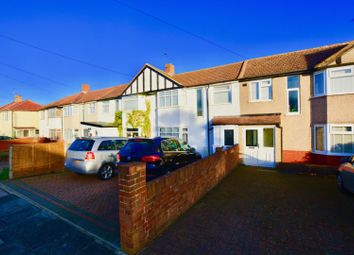 Thumbnail 3 bed terraced house for sale in Hall Farm Drive, Twickenham