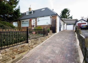 Thumbnail 4 bed semi-detached house for sale in Poplar Grove, Bradford