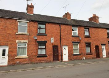 Thumbnail 2 bed terraced house for sale in Nunn Street, Leek, Staffordshire