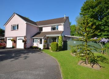 Thumbnail 4 bed detached house for sale in Patches Road, Tiverton