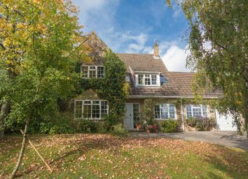 Thumbnail 4 bed detached house for sale in Thruxton, Andover, Hampshire