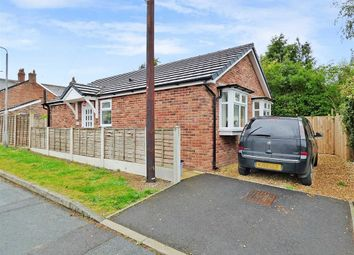 Thumbnail 2 bed detached bungalow for sale in Russell Road, Winsford, Cheshire