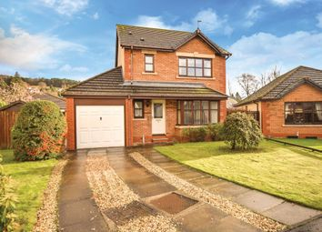 Thumbnail 3 bed detached house for sale in Turretbank Place, Crieff, Perthshire
