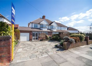 Thumbnail 3 bed semi-detached house for sale in Rennets Wood Road, Eltham Heights, London